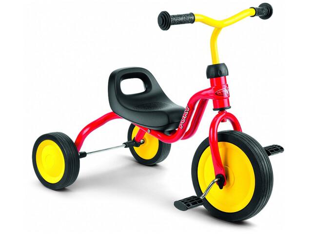 Puky Fitsch Trehjulet cykel rød